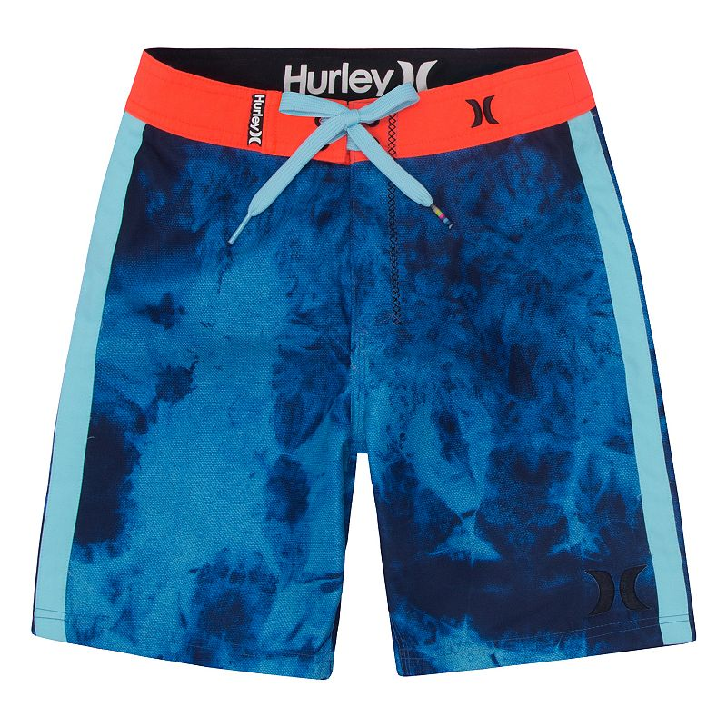 Boys 4-7 Hurley Watercolor Board Shorts