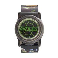 Teenage Mutant Ninja Turtles Flip-Up Digital Light-Up Watch