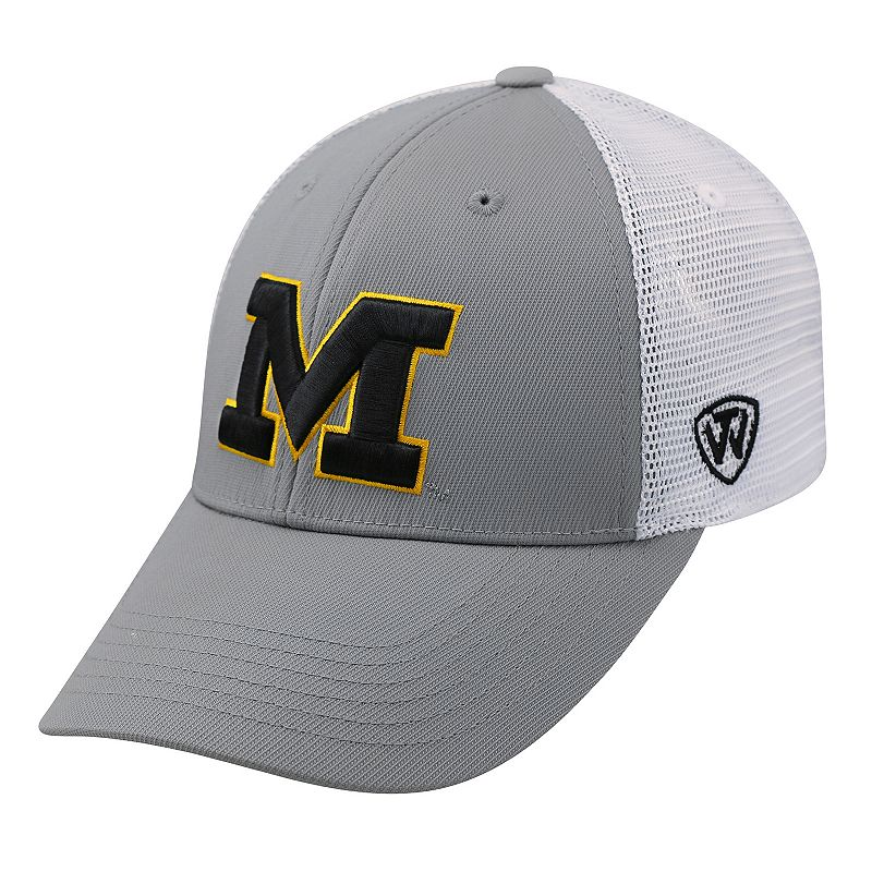 Adult Top of the World Missouri Tigers Marse One-Fit Cap