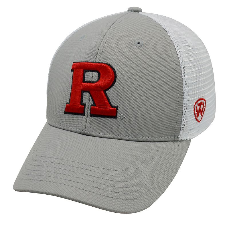 Adult Top of the World Rutgers Scarlet Knights Marse One-Fit Cap