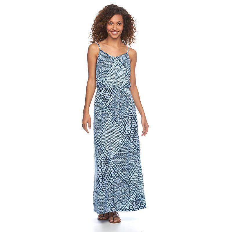 Women's SONOMA Goods for Life™ Striped Maxi Dress