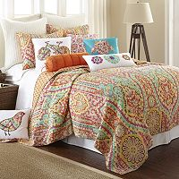 Levtex Casablanca Bright Quilt Set