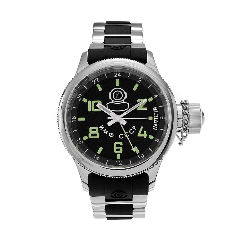 Invicta Men's Russian Diver Stainless Steel Watch