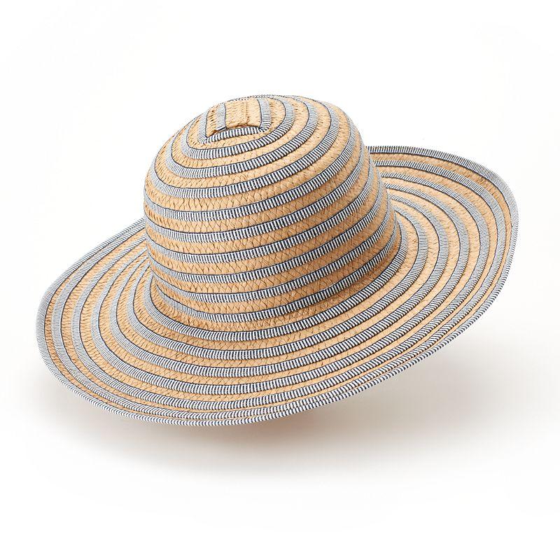 Apt. 9® Striped Radial Floppy Hat
