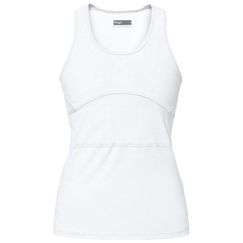 LIJA Compression Mesh Tennis Tank - Women's