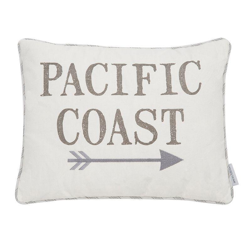 Levtex Nantucket ''Pacific Coast'' Throw Pillow