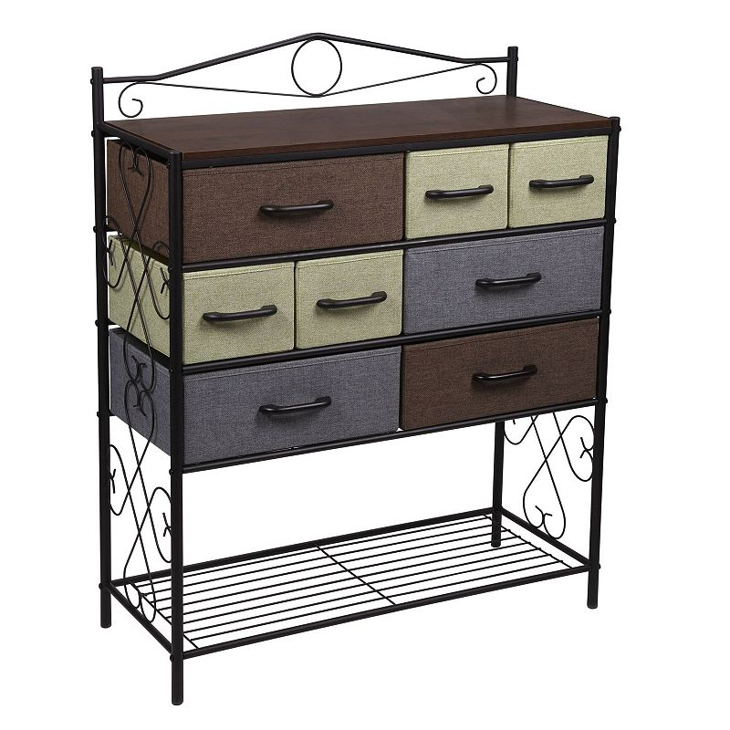 Household Essentials 8-Drawer Chest