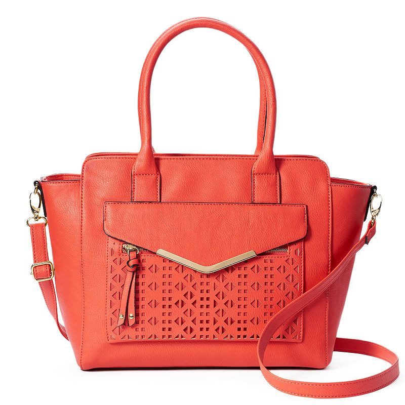 Apt. 9® Abell Laser-Cut Pocket Convertible Tote
