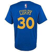 Boys 8-20 adidas Golden State Warriors Stephen Curry Player Tee