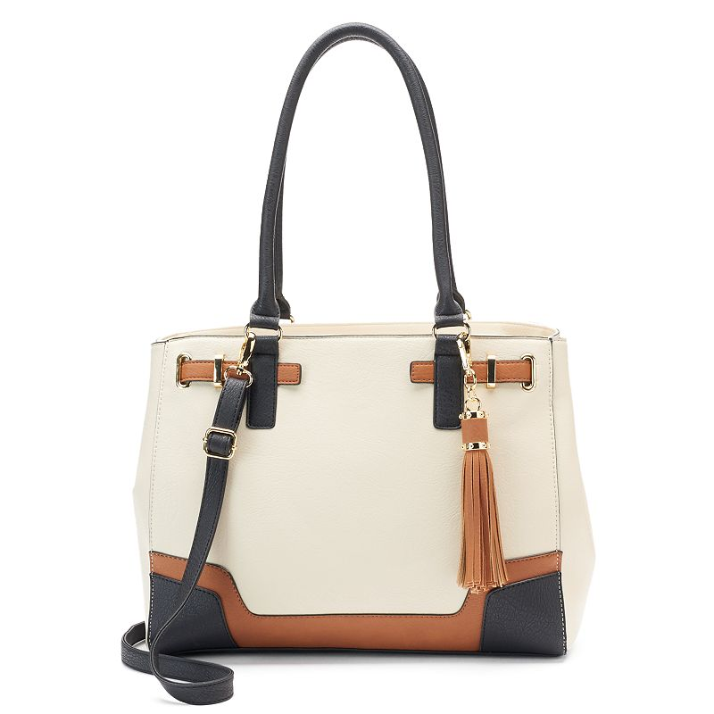 Apt. 9® Zoe Belted Convertible Tote