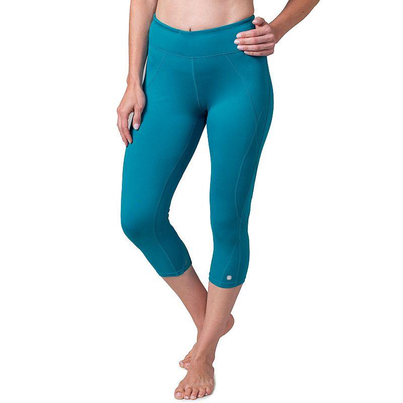 Women's Soybu Hadley High-Waist Capri Yoga Leggings