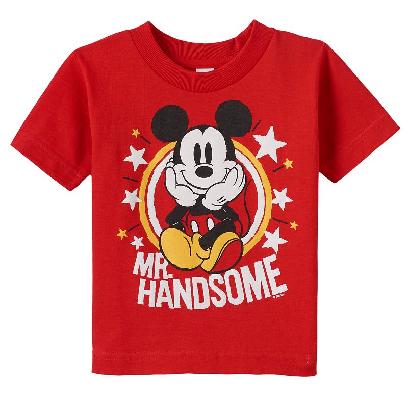 Toddler Boy Disney's Mickey Mouse