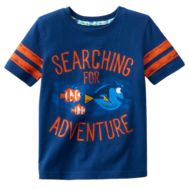 Disney / Pixar Finding Dory Toddler Boy Marlin & Nemo Tee by Jumping Beans®