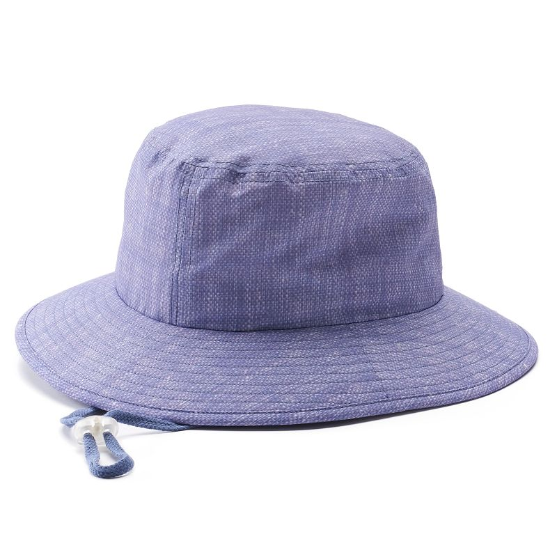 Women's Croft & Barrow® Chambray Outback Bucket Hat