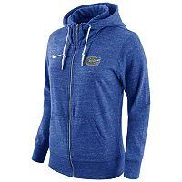 Women's Nike Florida Gators Gym Vintage Fleece Hoodie