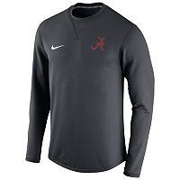 Men's Nike Alabama Crimson Tide Modern Waffle Fleece Sweatshirt