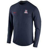 Men's Nike Arizona Wildcats Modern Waffle Fleece Sweatshirt