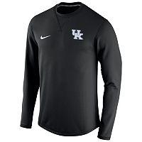 Men's Nike Kentucky Wildcats Modern Waffle Fleece Sweatshirt