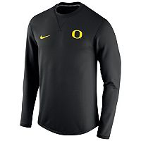 Men's Nike Oregon Ducks Modern Waffle Fleece Sweatshirt