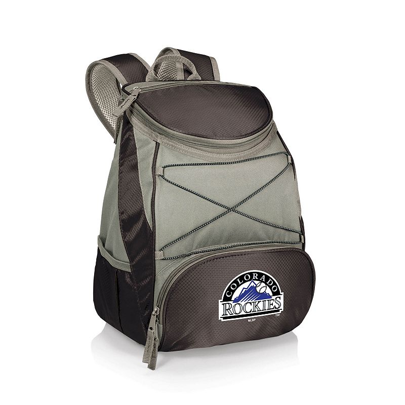 Picnic Time Colorado Rockies PTX Backpack Cooler