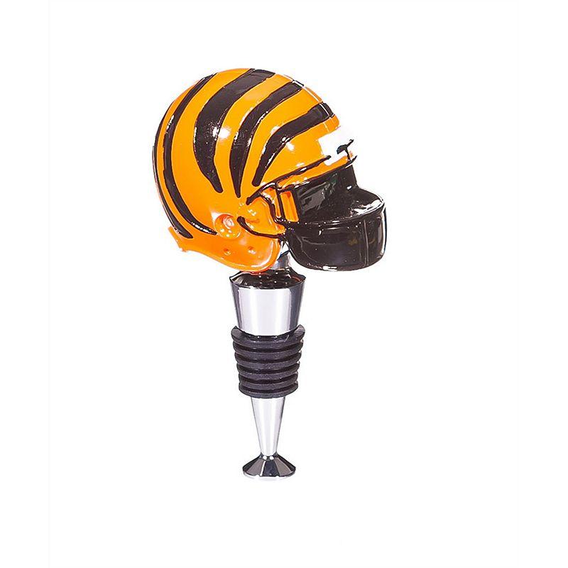 Cincinnati Bengals Helmet Bottle Stopper