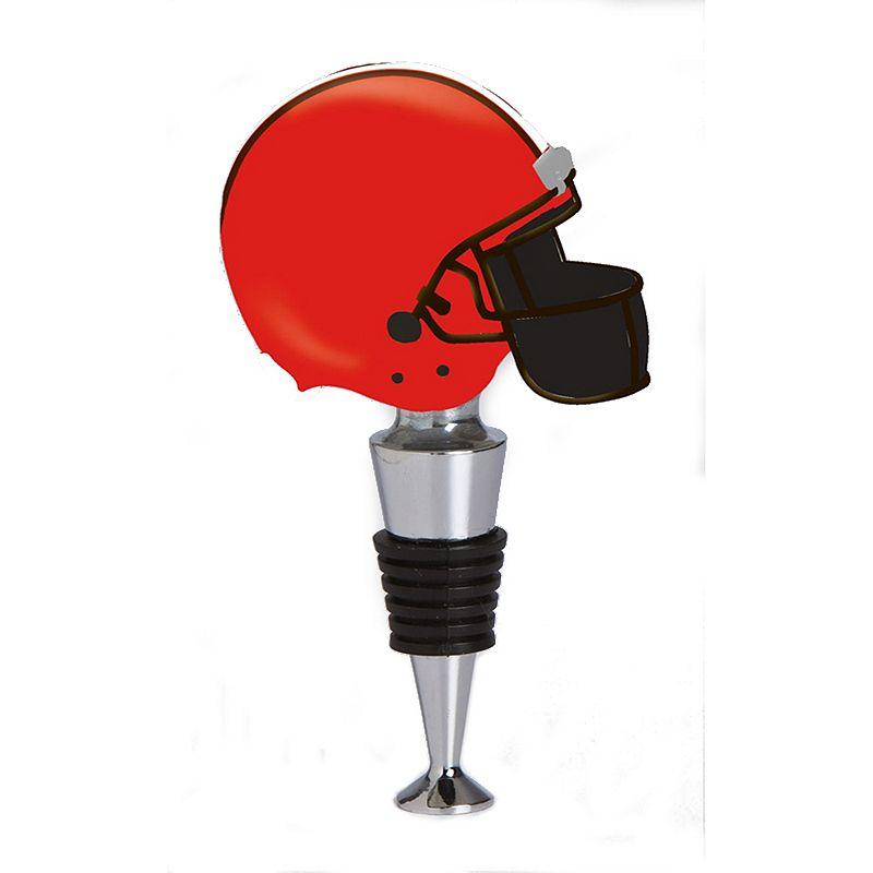 Cleveland Browns Helmet Bottle Stopper