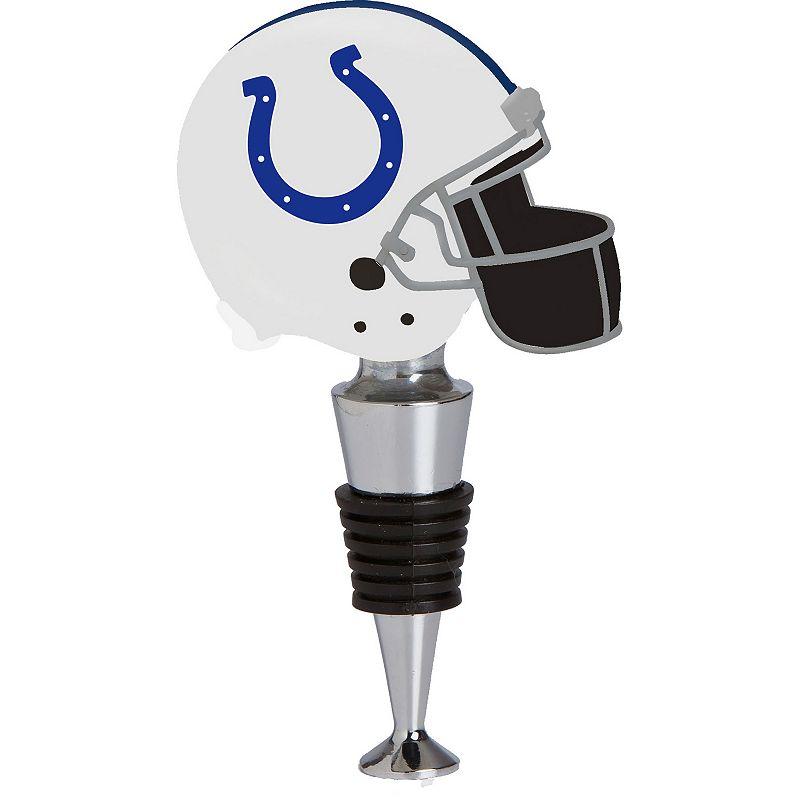 Indianapolis Colts Helmet Bottle Stopper
