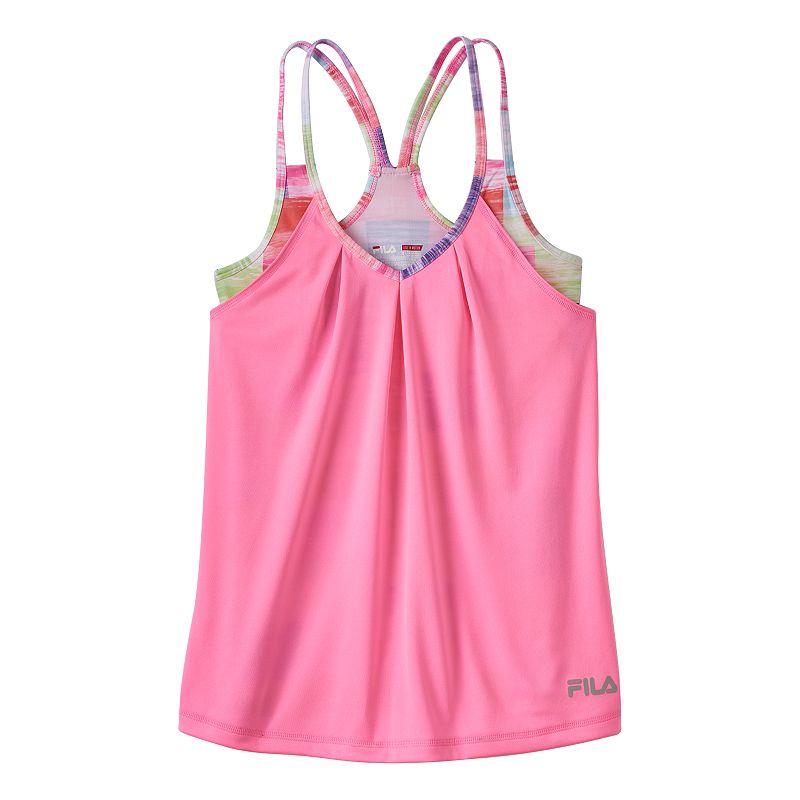 Girls 7-16 FILA SPORT® Lined Tank Top