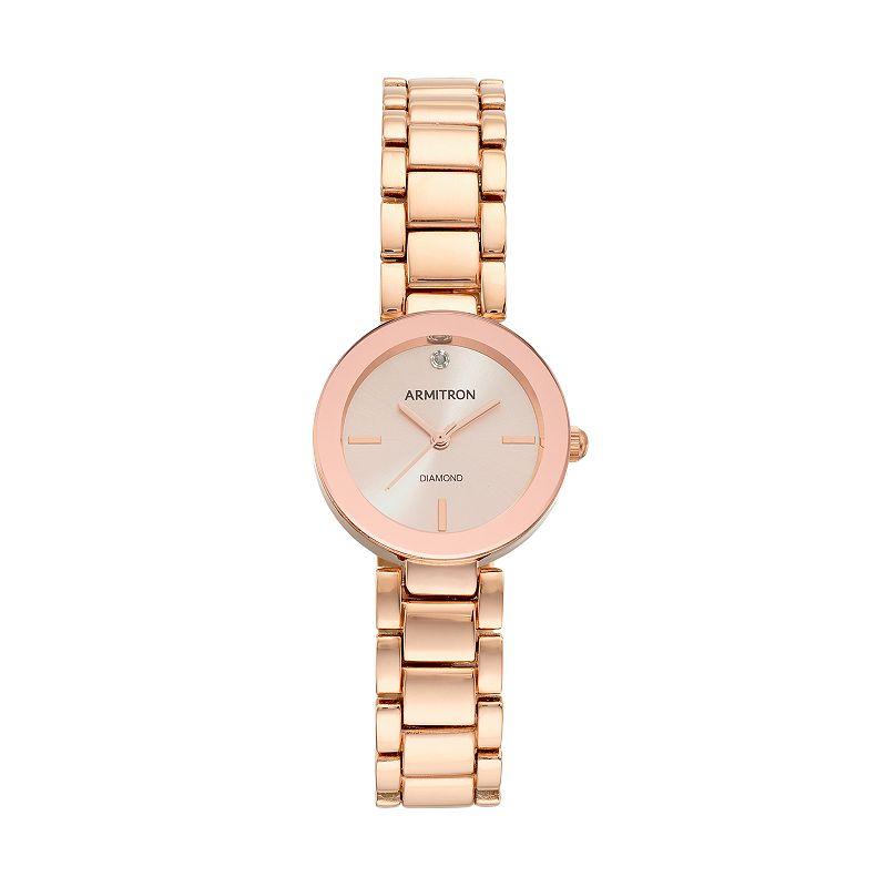 Armitron Women's Diamond Watch