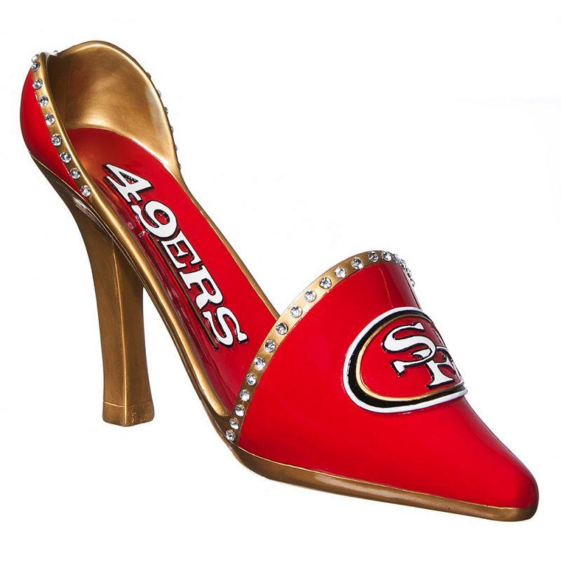 San Francisco 49ers High Heel Bottle Holder