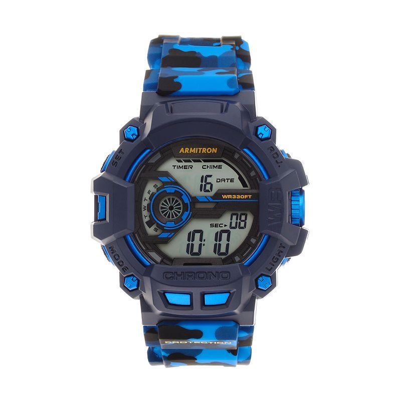 Armitron Men's Camouflage Sport Digital Chronograph Watch