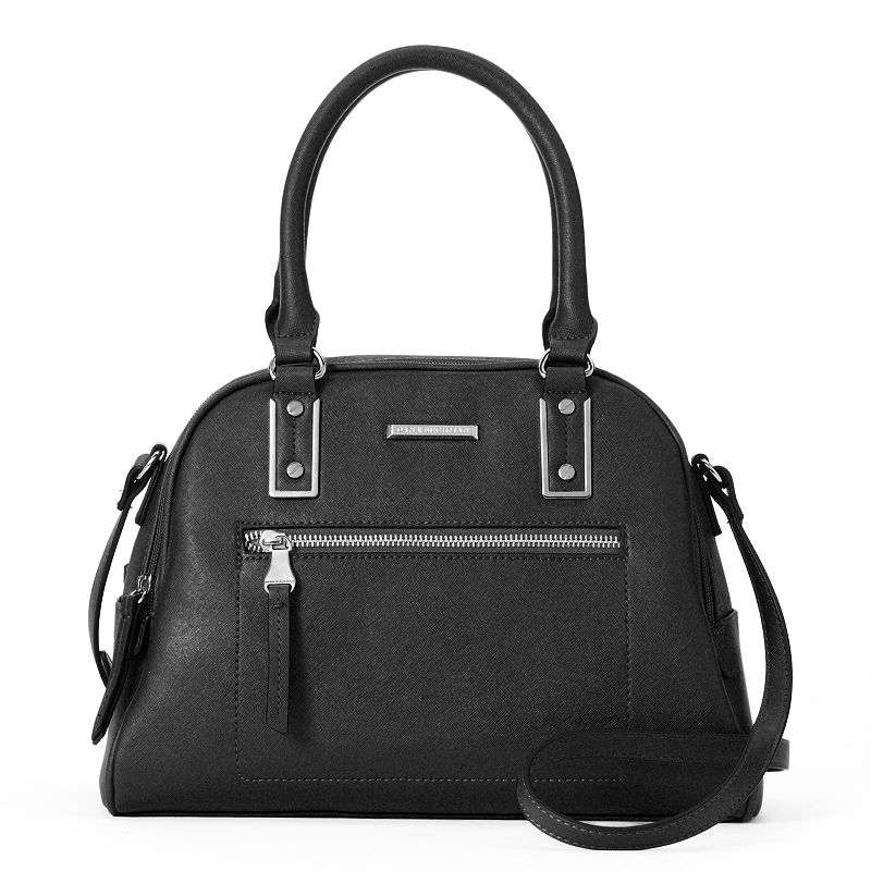 Dana Buchman Nelly Dome Convertible Satchel