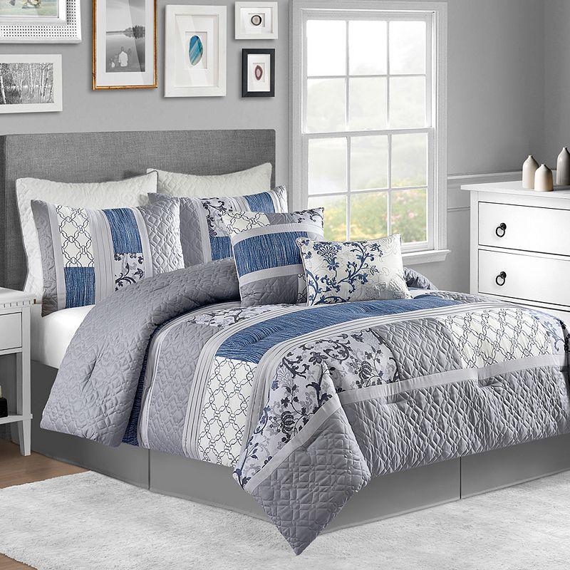 Emory 8-piece Bed Set