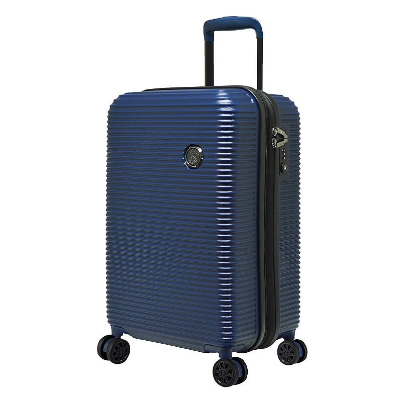 Travelers Club Shanghai 20-Inch Hardside Spinner Carry-On Luggage