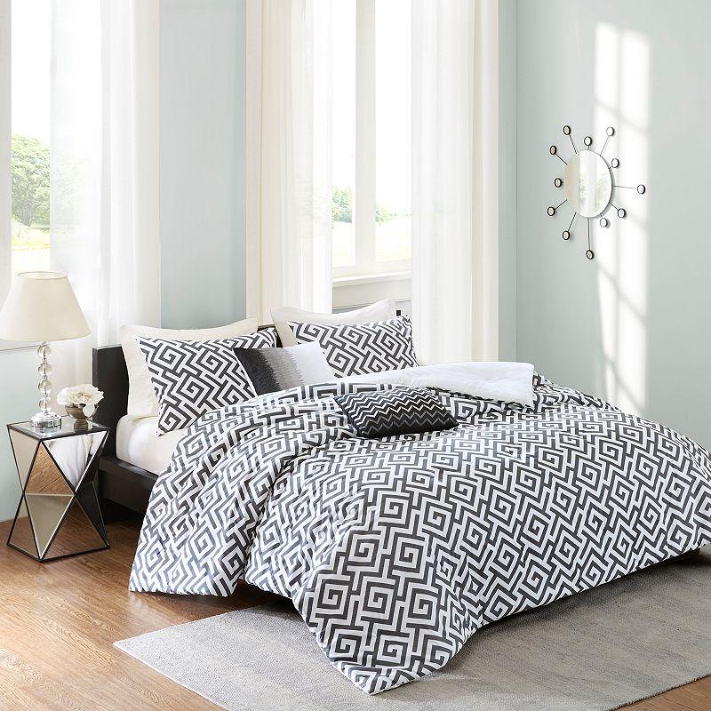 Madison Park Pure Carletta 5-piece Bed Set