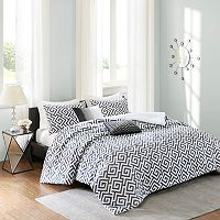 Madison Park Pure Carletta 5-piece Duvet Cover Set