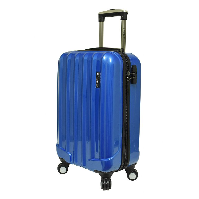 Travelers Club Rio 20-Inch Hardside Spinner Carry-On Luggage