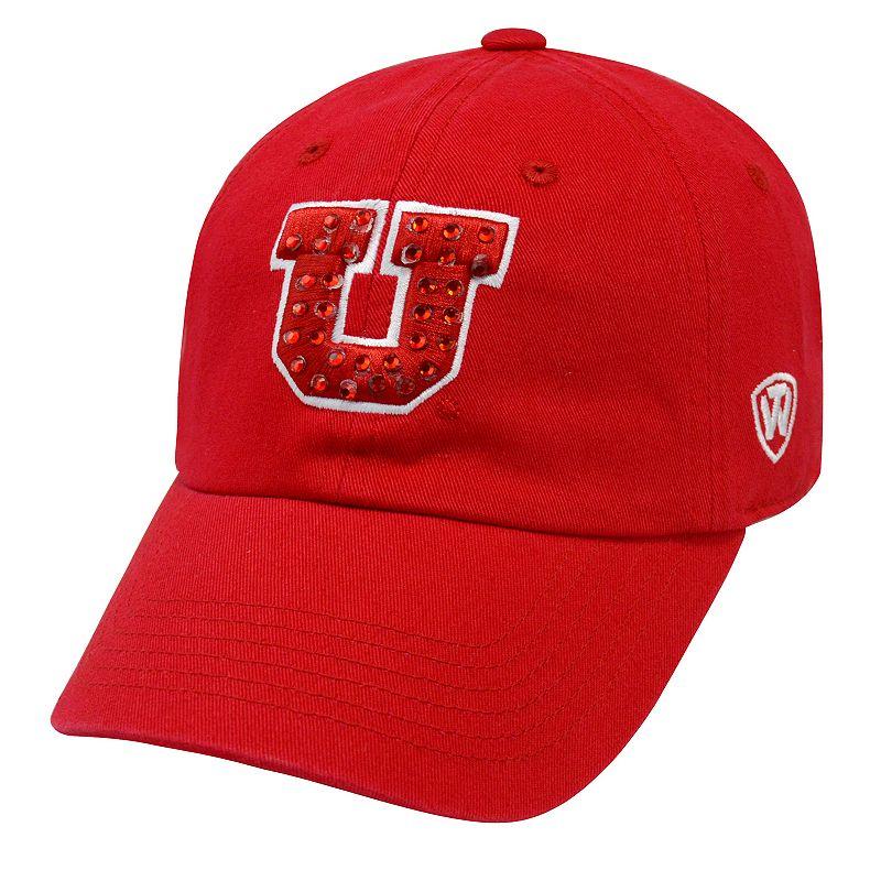 Women's Top of the World Utah Utes Flair Cap