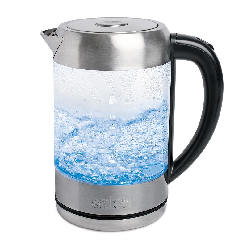 Salton 1.7-Liter Electric Kettle