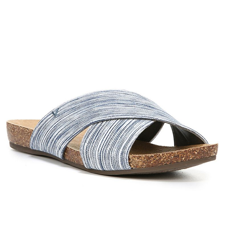 Dr. Scholl's Rae Women's Slide Footbed Sandals