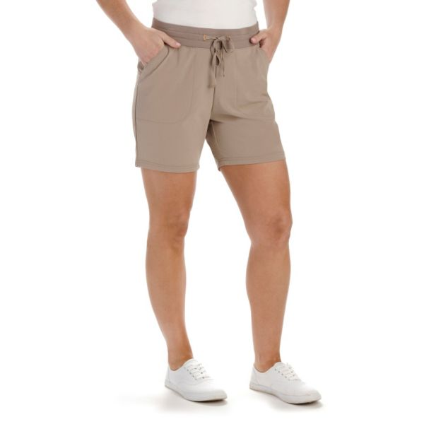 Petite Lee Davis Walking Shorts