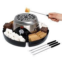 Salton 6-pc. Electric S'mores Maker