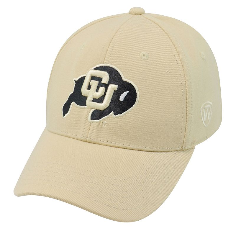 Adult Top of the World Colorado Buffaloes One-Fit Cap