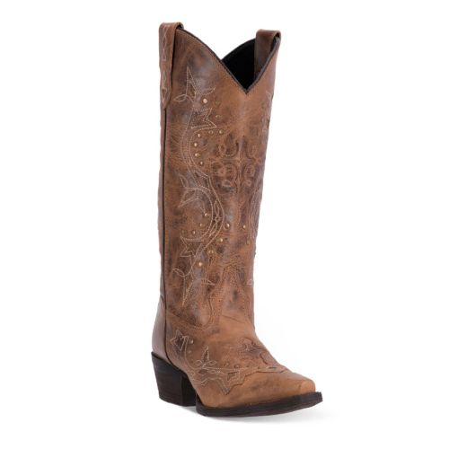 Laredo Cross Women's Cowboy Boots