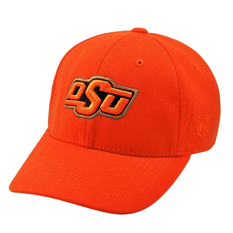 Adult Top of the World Oklahoma State Cowboys One-Fit Cap