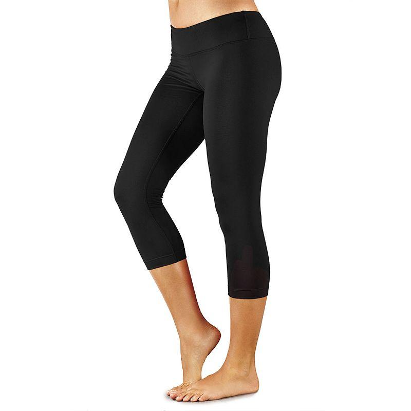 Women's Tommie Copper Agility Recovery Compression Capri Leggings