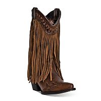 Dingo Heart Throb Women's Fringe Boots