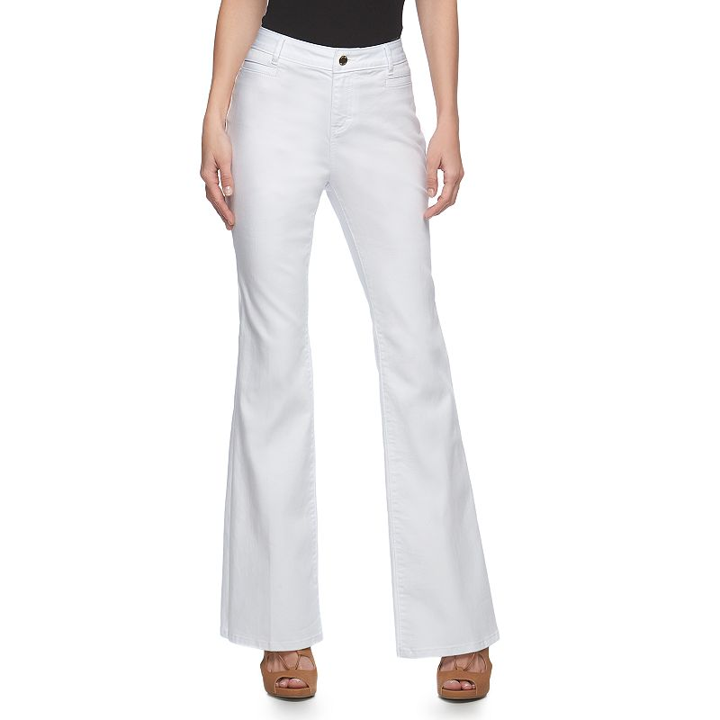 Women's Jennifer Lopez Flare Jeans