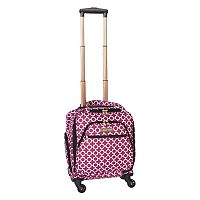 Jenni Chan Aria Broadway Spinner Rolling Tote