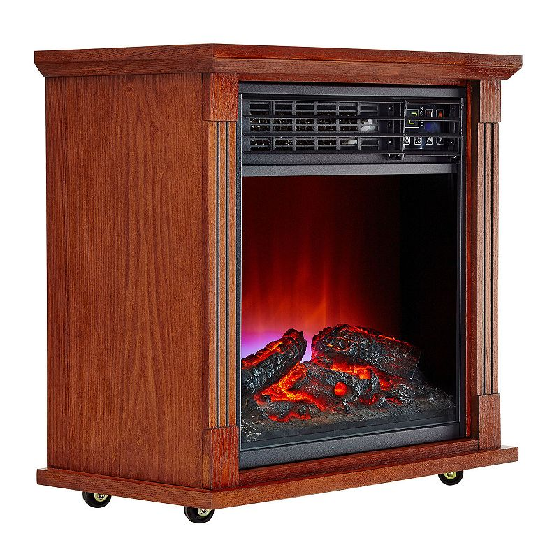 Electric Portable Fireplace Electric Fireplace Reviews